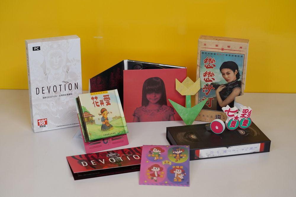 【開箱】一窺《還願》台灣限定版與原聲帶實際樣貌 回到 1980 年代的復古錄影帶外盒
