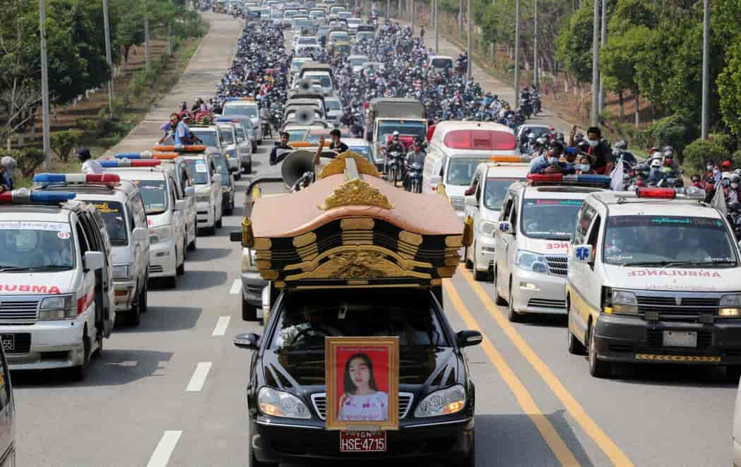 【國際】緬甸軍政變派出「屠夫部隊」上街鎮壓?用屠殺羅興亞人的軍隊恫嚇民主示威