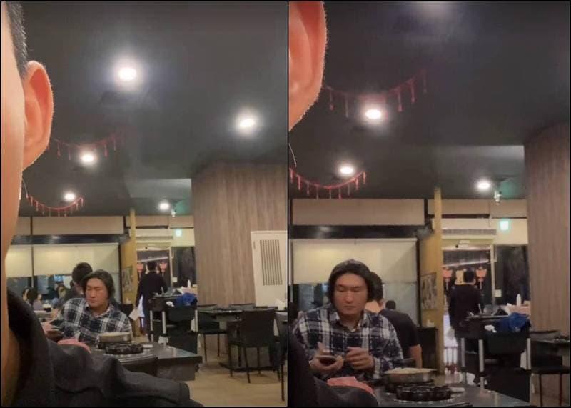 【生活】館長私下戴假髮吃火鍋? 阿館氣到臉書回應