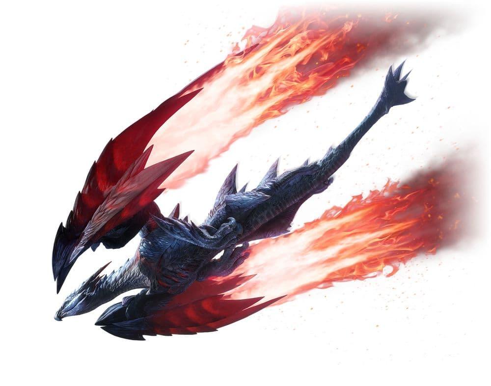 《魔物獵人 崛起》3.0版本更新27日「秘紅赫耀的天彗龍」如鮮紅隕石墜落! 首領雷狼龍霸氣登場
