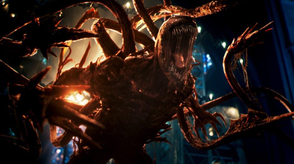 猛毒當保母照顧湯姆哈迪 漫威新角色「蜘蛛人宇宙」大魔王血蜘蛛公開