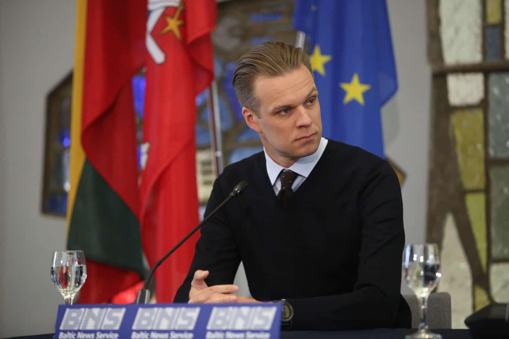 立陶宛外交部長 : 反種族滅絕 退出中國17+1合作 籲歐盟國家跟進