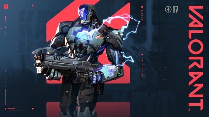 《特戰英豪》新角色登陸「KAY/O」技能與設計理念:帶給傳統 FPS 玩家手感回饋