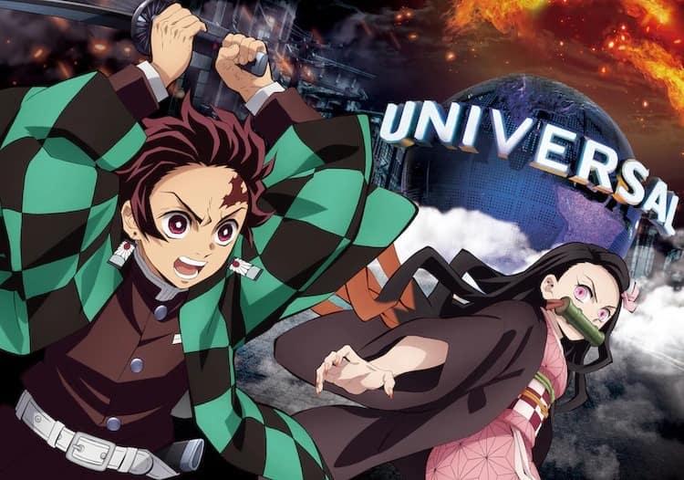 日本大阪環球影城 最新合作確定《鬼滅之刃》遊樂設施 預定今年 9 月登場