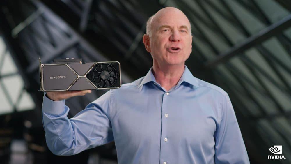 NVIDIA 6/1發表GeForce RTX 30 系列新顯卡「RTX 3080 Ti」與「RTX 3070 Ti」