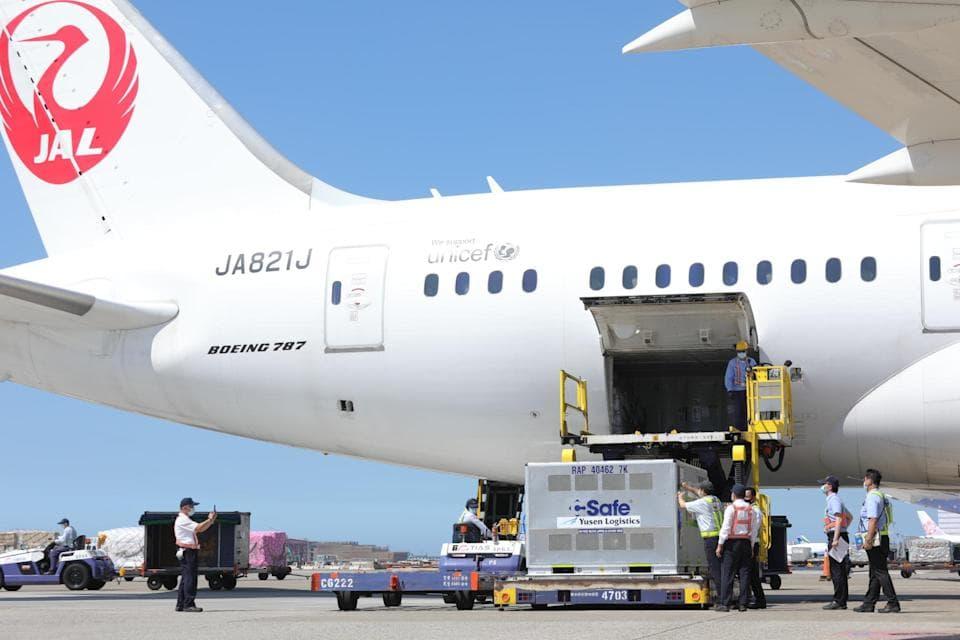 日本再度援台宣布捐贈100萬劑AZ 同時捐給其東南亞各國!