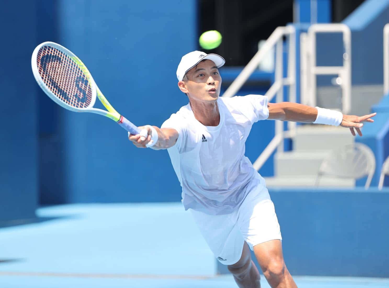 東奧》中華隊網球國手盧彥勳披台灣戰袍退休 :沒有遺憾了