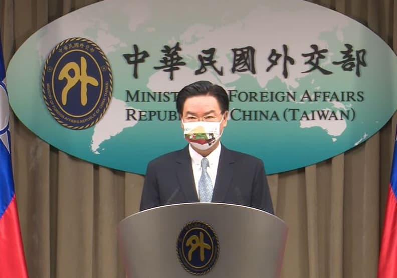 歐洲首個以台灣為名外交所 駐立陶宛代表處將設立 [影]
