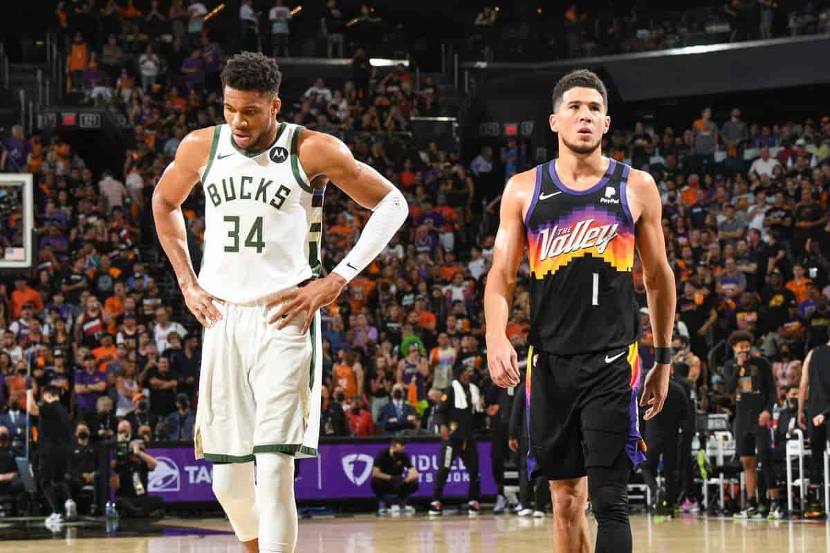 NBA》總冠軍賽公鹿3:2太陽 字母哥32分+哈勒戴關鍵抄截 公鹿率先聽牌