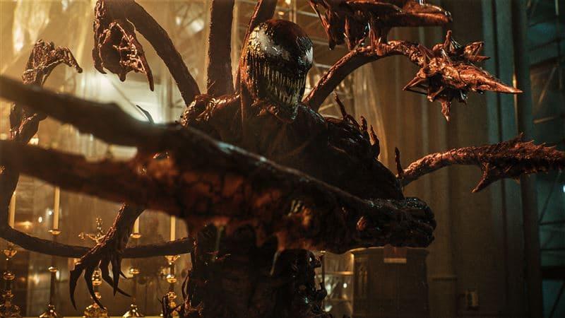 《猛毒 2:血蜘蛛》釋出最新預告影片 2021 年與萌毒打勾勾在台上映