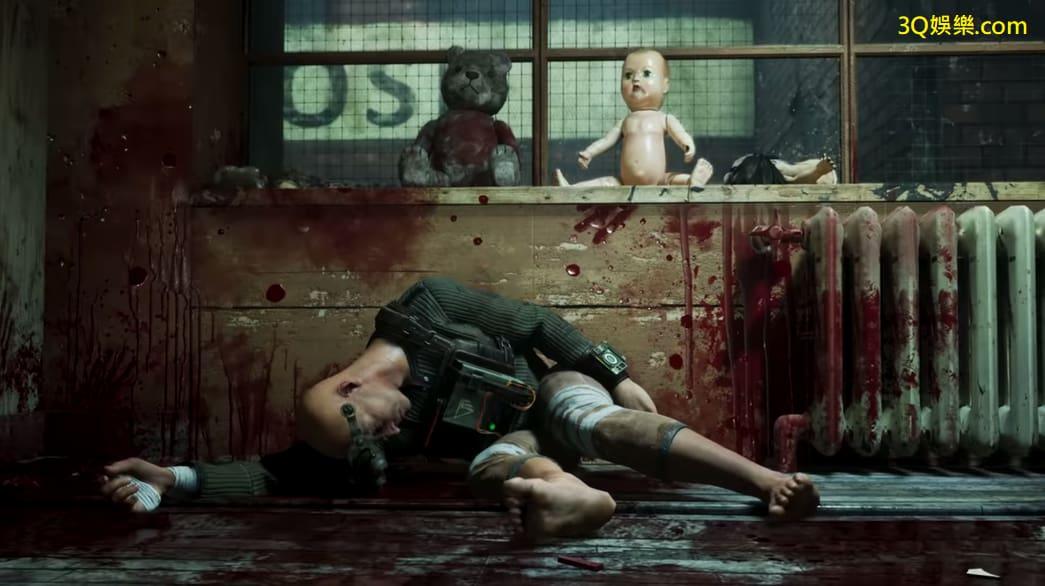 《絕命精神病院:試煉》恐怖深淵 公開遊戲預告 延期至2022推出