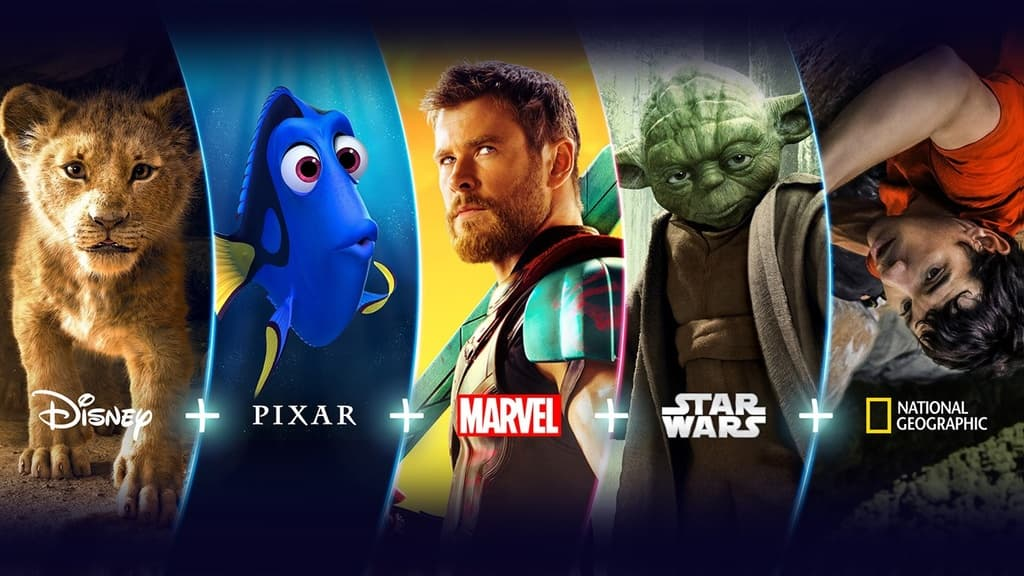 Disney+ 將於今年 11 月正式登陸台灣 香港及南韓同步推出