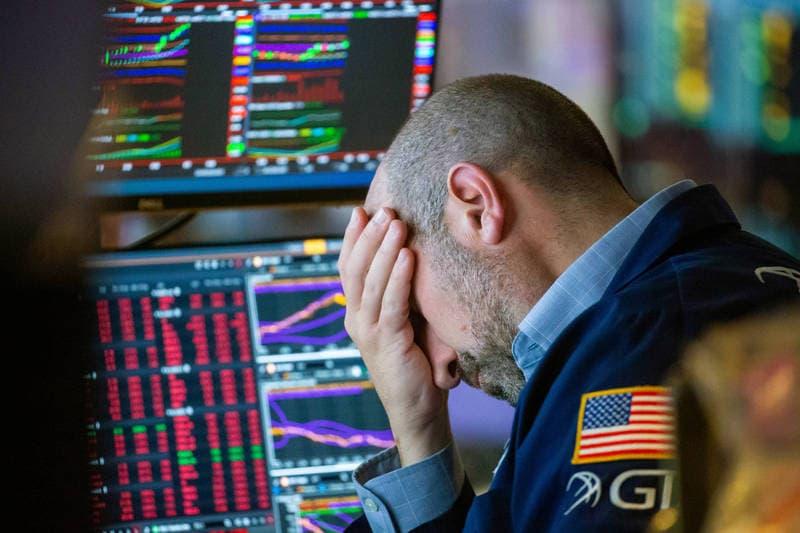 中國恆大破產導致美股重挫 5大科技股市值蒸發近14兆
