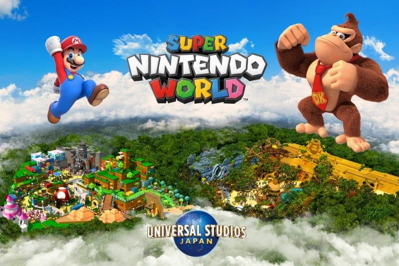 日本環球影城擴增「超級任天堂世界」預計 2024 年開放「森喜剛」主題區域