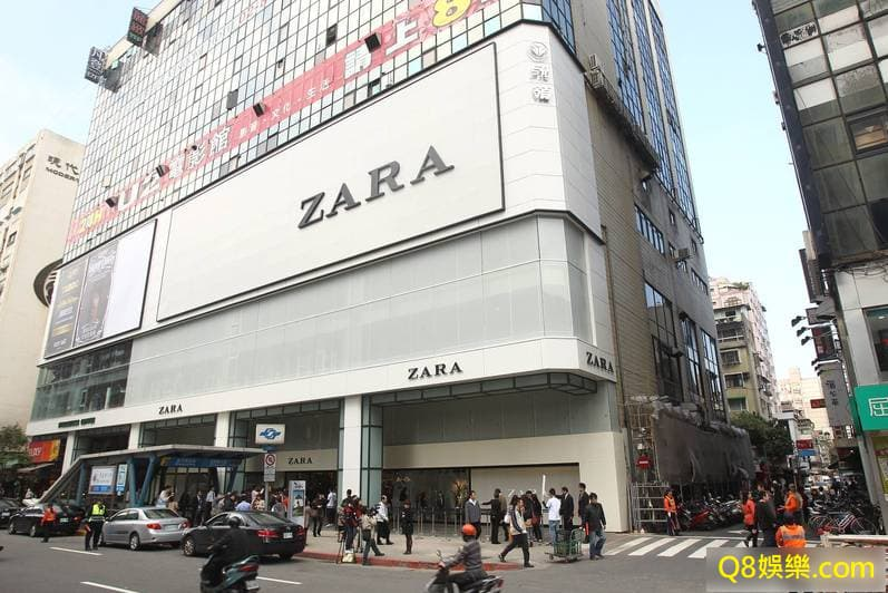 ZARA台灣官網首頁標示「中國台灣」 王浩宇:今天開始拒買任何商品