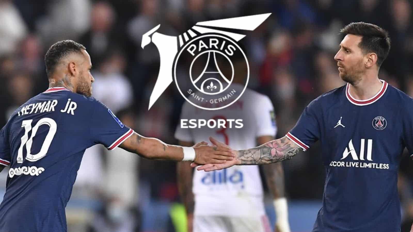 《英雄聯盟》世界大賽小組賽 11 日登場 梅西、內馬爾為 PSG 電競戰隊加油影片