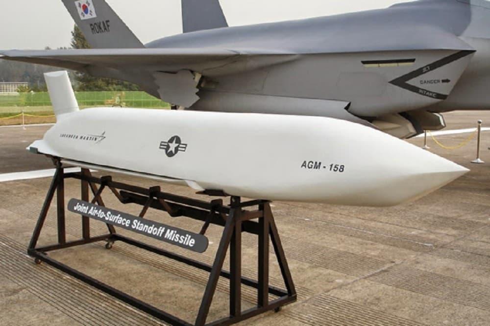 美國軍售案 AGM-158遠距飛彈可能性增高 傳國軍預留逾300億經費爭取